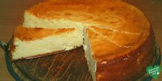 Käsekuchen ohne Boden, low carb Diät rezept