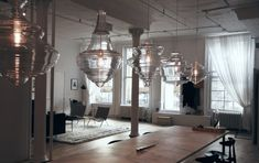 heLine.com's The Apartment, a Soho loft store | Remodelista