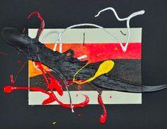 """L'arte di Vittorio Amadio: Tengo e Aomame. Il Murakami che dipingo: """"Tengo. Dove sta il senso del fatto che quel mondo sia diverso dal nostro"""""""
