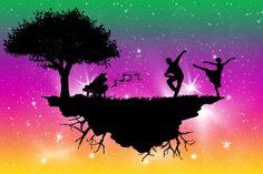 Ballet Sky Dance (Artwork) - News - Bubblews
