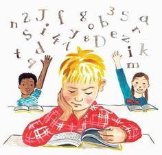 Fichas para trabajar la dislexia