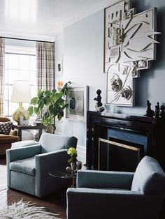 House tour: a finely tuned classic Manhattan apartment - Vogue Living