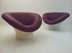 Poltrona armchairs | Lennart Bender, Sweden | 1970s | more on: http://www.pinterest.com/AnkAdesign/collection-6/