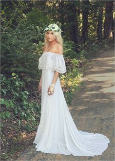 Wedding Dresses For Fall Wedding In The Woods Woodland Wedding Dresses To
