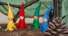 Getting Ready for First Grade: Math Gnomes