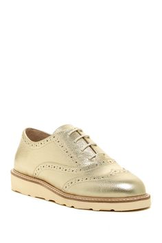 George Wingtip Oxford