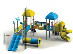 Build India's commercial  Outdoor playground equipment is designed and create the perfect play system for your children .