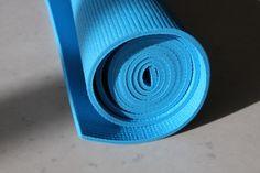 Вторая жизнь старого коврика для йоги