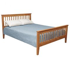 American Mission Bed   $1776, can also get low footboard