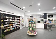Construcción de farmacia en Utebo, Zaragoza. Civerapercha SL