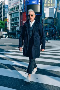 NVy by Nick Wooster 2015 Fall/Winter Collection