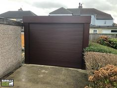 All Inclusive, Fully Installed Roller Shutter Garage Doors From Garage Door Paint, Garage Door Decor, Garage Door Makeover, Garage Door Design, Electric Garage Doors, Garage Door Installation, Roller Shutters, Colours, Outdoor Decor