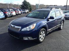 2011 Subaru Outback, 94,606 miles, $18,995.