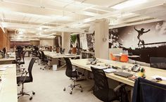 Folha de S.Paulo - Classificados - Empregos - Escritórios descolados mostram novas formas de trabalho; veja fotos - 02/06/2013