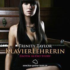 Die Klavierlehrerin | Erotik Audio Story | Erotisches Hörbuch 1 CD