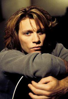 Jon Bon Jovi - rare, close-up, gorgeous pic of the rock star circa Great Bands, Cool Bands, Dorothea Hurley, Bon Jovi Always, Fantasy Art Men, Jesse James, Van Halen, Jon Bon Jovi, My Favorite Music