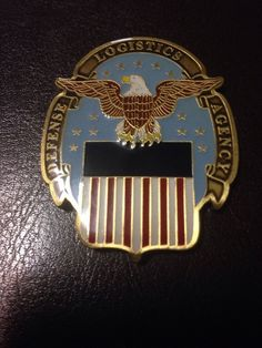 Defense Logistics Agency Challenge Coin for Excellence | eBay
