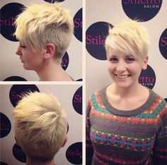 Easy,Everyday Hairstyles for Short Hair