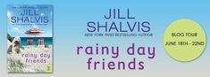 Nadine's Obsessed with Books: Rainy Day Friends (Wildstone #2) by Jill Shalvis #...