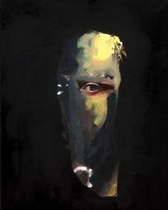 'The Ghost' a new oil painting by Emilio Villalba…... #Modern_Eden #Arsetculture #Tumblr_Curator