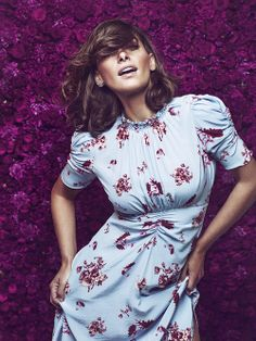 Pia Tjelta byTiMo - the Lilly Dress Anny Duperey, Bordeaux, Beautiful Outfits, Cool Outfits, Everyday Fashion, What To Wear, Wrap Dress, Fashion Dresses, Short Sleeve Dresses