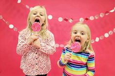 Photography Tips – Kids Valentine's Day Photo Shoot from Pear Tree Greetings