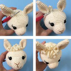 Best 11 PATTERN – Llama or alpaca? – crochet cute amigurumi plushie toy, written PDF by OrlicaCraft – SkillOfKing. Crochet Animal Patterns, Stuffed Animal Patterns, Crochet Patterns Amigurumi, Amigurumi Doll, Crochet Animals, Crochet Dolls, Cute Crochet, Crochet Crafts, Crochet Baby