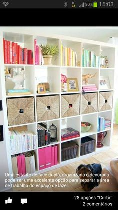 10 Plentiful Tips: Room Divider Cabinet Book Shelves room divider art decor.Rustic Room Divider Small Spaces room divider bedroom home.Room Divider On Wheels Home Office. Room Divider Diy, Room Dividers, Divider Ideas, Divider Design, Curtain Divider, Diy Casa, Home And Deco, Home Organization, Office Home