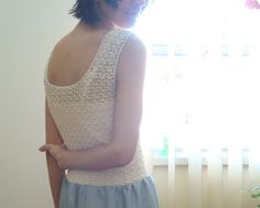 A dress pattern! :D A variation of ginkgothe square top. Inspired by a dress I saw at American Apparel, which was half lace and half satin kind of material. And I thought (as I usually do w...