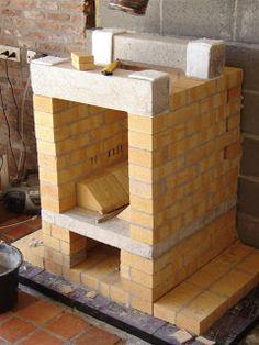Tegelkachel/Masonry Heater/PDM/...: 2009 Home Hacks, Home Improvement, Stool, Dom, House, Charcoal, Clever, Home Decor, Stoves