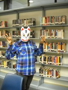 Rockin' the Fox Mask! | by tlls.family