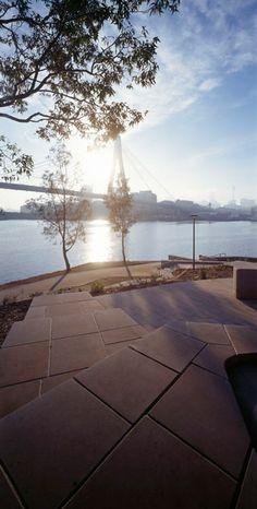 Glebe Foreshore Walk by JMD Design 15 « Landscape Architecture Works   Landezine