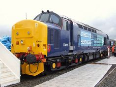DRS 37419 at RailFest, National Railway Museum (08/06/2012) | Flickr - Photo Sharing!