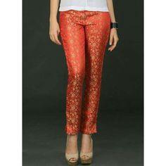 Stiched Designer Pants