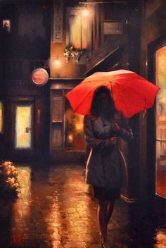 Daniel Dell'Orfano is an American painter, known for working in the Romantic Figurative style. For biographical notes -in english and italian- and other works see: Daniel Dell'Orfano Umbrella Art, Under My Umbrella, Walking In The Rain, Singing In The Rain, Arte Black, Love Rain, Art Plastique, Rainy Days, Painting Inspiration