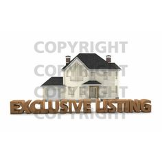 real estate exclusive listing