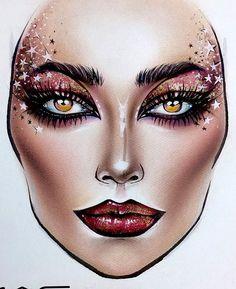 #artist@milk1412 #mylove #myart #myartistcommunity #myartistcommunityrussia #makeup #makeupart #makeupstar #makeupartist #makeuplover #macfacechart #luck #facechartartist #fashion #facechart #facechartart #faceart #визажист #макияж #макфейсчарт #фейсарт #фейсчарт #creative #creativemakeup #maccosmetics #mac #macmua #fantastic #amazing #beautiful