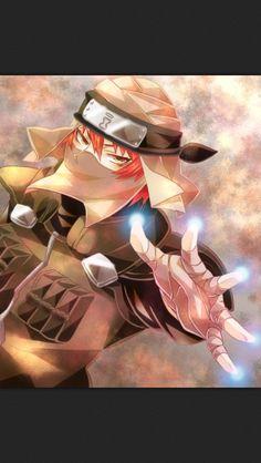 Awesome art of Sasori as a Sand ninja. Akatsuki, Manga, Sasori And Deidara, Meneses, Tobi Obito, Naruto Shippudden, Naruto Pictures, Pokemon Fan Art, Naruto Characters