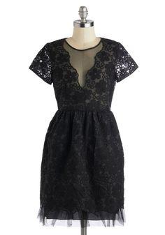 Dazzle and Enchant Dress | Mod Retro Vintage Dresses | ModCloth.com