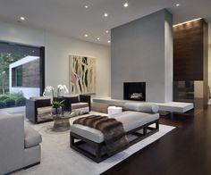 Diseño de Interiores & Arquitectura: Casa Residencial Rodeada de Árboles Viejos: Residencia Canaan