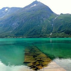 Underwater Path, Norway