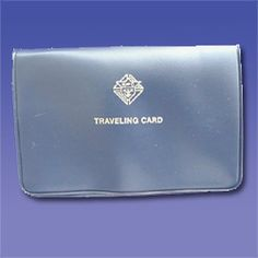 No. 1878 - Traveling Card Case