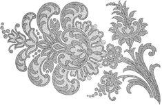 Gallery.ru / Фото #103 - Embroidery II - GWD