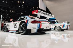 BMW Brought Some Rather Nice Race Cars To NYIAS - PUPPYKNUCKLES