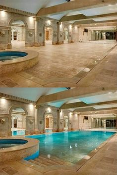 Hydrofloor… Love this idea if I had an unlimited amount of money.
