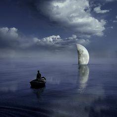 Moonset - Alastair Magnaldo