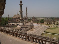 British ordered the demolition of Kaiserbagh Palace as it was the stronghold of the Nawabs under the leadership of Begum Hazrat Mahal, after the first war of Independence in 1857. The palace incorporates ionic columns, banisters, Moorish minarets, Hindu umbrellas, lanterns and pediments.