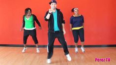 RUN THE WORLD - Beyonce - Dance workout with Benjamin Allen