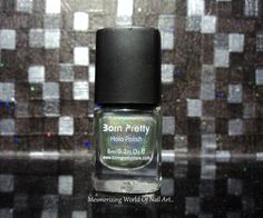 Mesmerizing World Of Nail Art..: Born Pretty Store - Holographic Nail Polish
