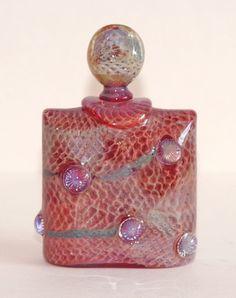 Richard Clements perfume bottle.